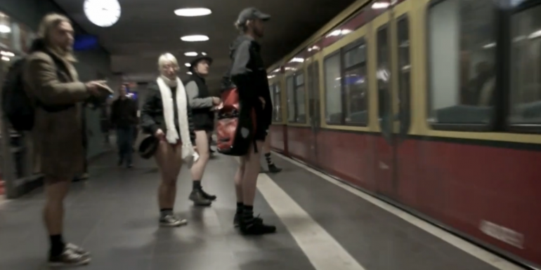 Still aus dem Video des NPSR 2012